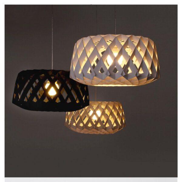 Transparante-moderne-hanglamp-MDF-Pilke-60-Showroom Finland-sfeer